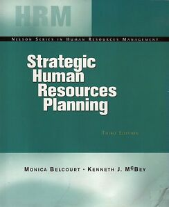 STRATEGIC HUMAN RESOURCES PLANNING 3rd Edition (HRM TEXTBOOK)