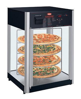 Hatco Fdwd-1-120-qs 1 Door Revolving Display Pizza Cabinet 4-tier Rack Impulse