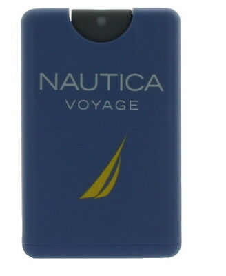 Nautica Voyage by Nautica for Men Mini EDT Cologne Spray 0.67 oz. Unboxed NEW