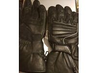 Triumph Explorer Motorcycle Gloves XL