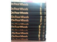 Complete set On Four Wheels volumes 1 - 11
