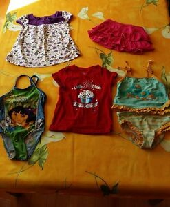 Lot vêtements fille 24mois/2t