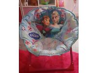 Kids Frozen Moon Chair