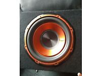12 inch Subwoofer RRP £120
