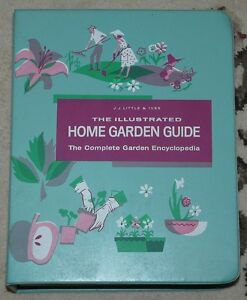 Large Comprehensive Gardening Book.