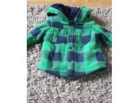 Lovely boys jacket. Size 3-6 months
