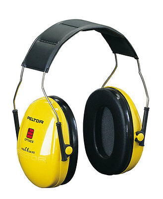 3M PELTOR Optime I H510A Premium Quality Ear Defender Muffs SNR 27dB