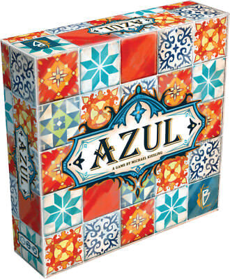 Azul Board Game From Plan B Games Sealed New Tile Placement Game