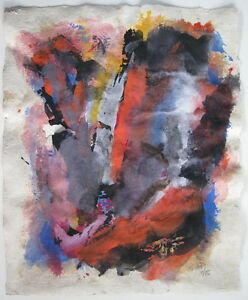 Original Michael Smith painting - Abstract Canadian Art