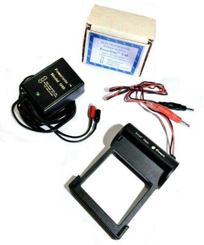 ETHROG BIOTECHNOLOGIES INVITROGEN E-GEL POWER BASE & AC ADAPTER NEW