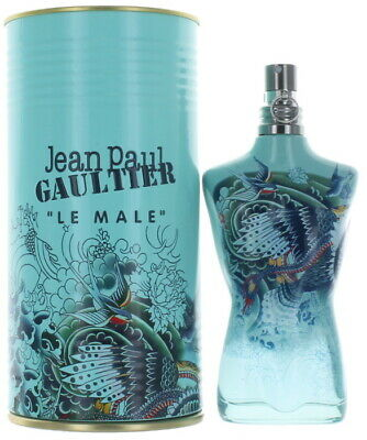 - Le Male Summer (2013) by Jean Paul Gaultier for Men EDT Cologne Spray 4.2oz - SW