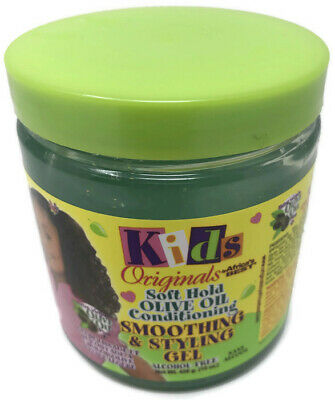 Africa's Best Kids Originals Soft Hold Olive Oil Smoothing and Styling Gel