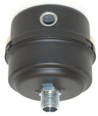 Ac-0330 Craftsman Porter Cable Devilbiss Filter Silencer 12 Mpt X 3 Od