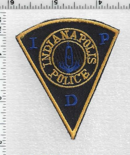 Indianapolis Police  (Indiana) 1st Issue Cap/Hat Patch