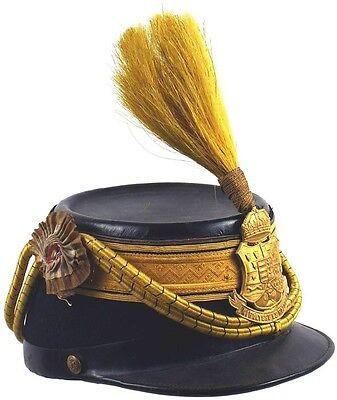 Shako, Austria-hungary, Austro hungarian tschako KUK, k.u.k., helmet,WW1, kepi