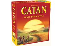 Settlers of Catan 5th Edition - Never used