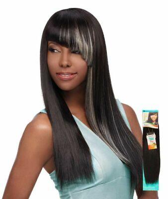 Sensationnel Premium Too Yaki Pro 100% Human Hair Blend Weave 16 inch All