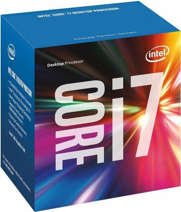Intel Core i7-6700 - 3,4 GHz Quad-Core Prozessor CPU