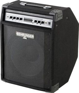 Behringer Ultrabass BXL3000 300W Bass Amp (Like-New Condition)
