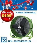 INDUSTRIAL FAN DRUM FAN 600MM PORTABLE LARGE FAN Murwillumbah Tweed Heads Area Preview