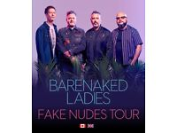 2 x BareNaked Ladies @ The Old Fruitmarket, Glasgow (Show is now SOLD OUT on Ticketmaster)