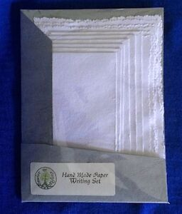 Lavender Handmade Paper Letter Writing Set in Grey Folio + PEN Clifton Beach Cairns City Preview