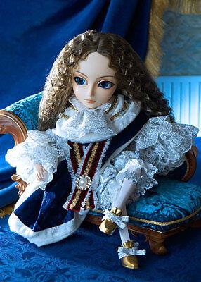 Taeyang Alberic Historical French Pullip Fashion Doll