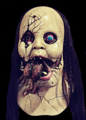 Dolly Dearest Scary Doll Face Halloween Mask No Don Post Annabelle ()