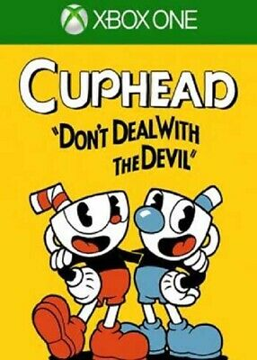 Cuphead XBOX ONE FULL GAME KEY