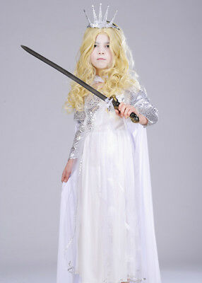 Kids The White Witch Narnia Style Costume - The White Witch Costume