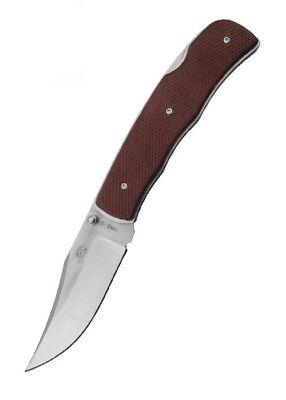Hanwei Pecos Lockback Klappmesser Clip-Point-Klinge 19,4cm Taschenmesser Messer (Clip Point Taschenmesser)