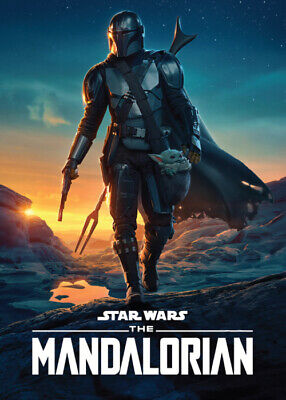 STAR WARS The Mandalorian Season 2 - Promo Card 1