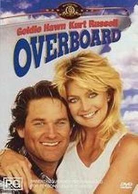 Overboard  Kurt Russell  Goldie Hawn  New Dvd R4