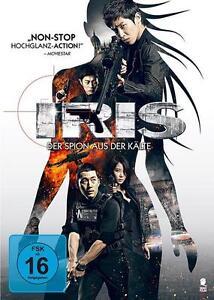 Iris - Der Spion aus der Kälte (2015) - Dvd
