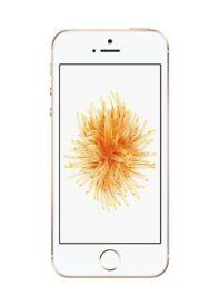Apple iPhone SE - 128GB - Gold (Unlocked) Brand New