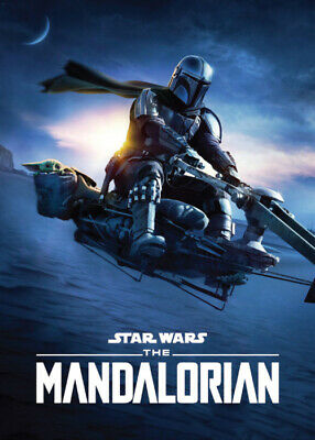 STAR WARS The Mandalorian Season 2 - Promo Card 2