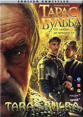 TARAS BULBA VLADIMIR BORTKO RUSSIAN UKRAINIAN HISTORY DRAMA ENGLISH SUBTITLES