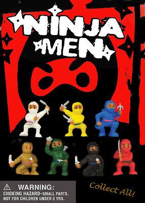 Vending Machine 0.250.50 Capsule Toys - Ninja Men
