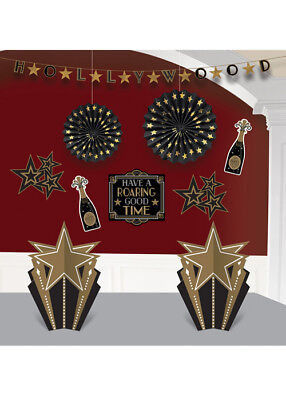 1920s Hollywood Party Room Decorating Kit (1920s Room Decor)