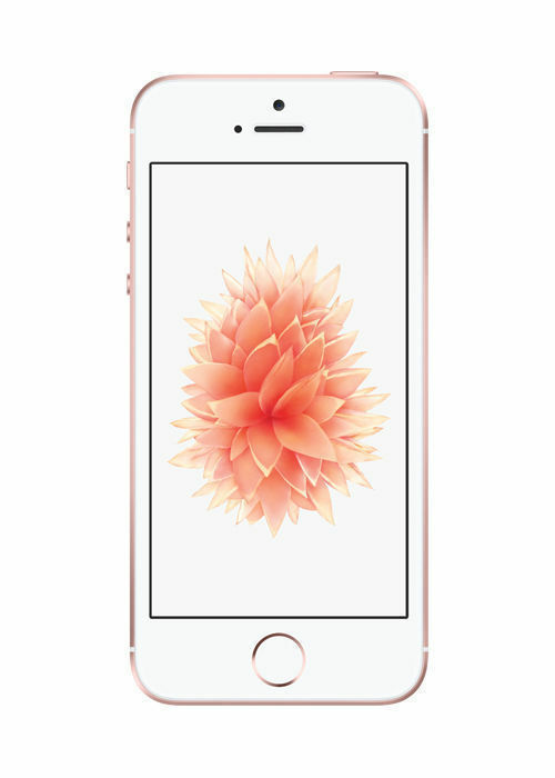 Apple iPhone SE - 32GB - Rose Gold (Unlocked) A1723 (CDMA + GSM)
