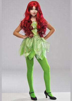 Kids Size Poison Ivy Style Costume](Poison Ivy Kids Costume)