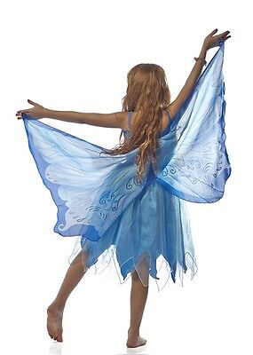 BLUE FAIRY WINGS - Child's Costume - Douglas Toys - BRAND NEW - #50583 - Blue Fairy Wings Costume