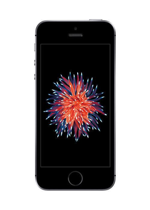 Apple iPhone SE - 32GB - Space Gray (Unlocked) A1723 (CDMA + GSM)