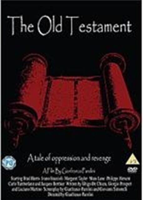 Old testament - Music NEW SEALED DVD Fast Post UK STOCK Top Seller Next Day
