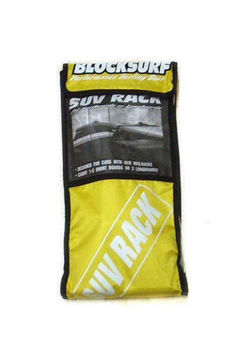 New Block Surf Wrap Rax Rack Bar Pads and Surf Straps