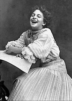 Company Birthday Cards (Victorian Trading Co Woman Laughing You're How Old? Birthday Greeting Cards)