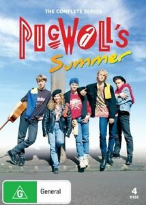 Pugwall-039-s-Summer-The-Complete-Series-DVD-2008-4-Disc-Set