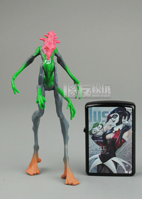 "3.75"" Dc Marvel Series Action  Figure Green Lantern Sailak T"