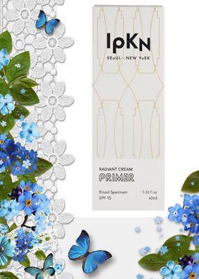 IPKN Seoul - New York Radiant Cream Primer SPF 15 40ml