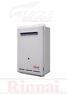 Outdoor Rinnai Tankless Water Heater Propane - V53EP